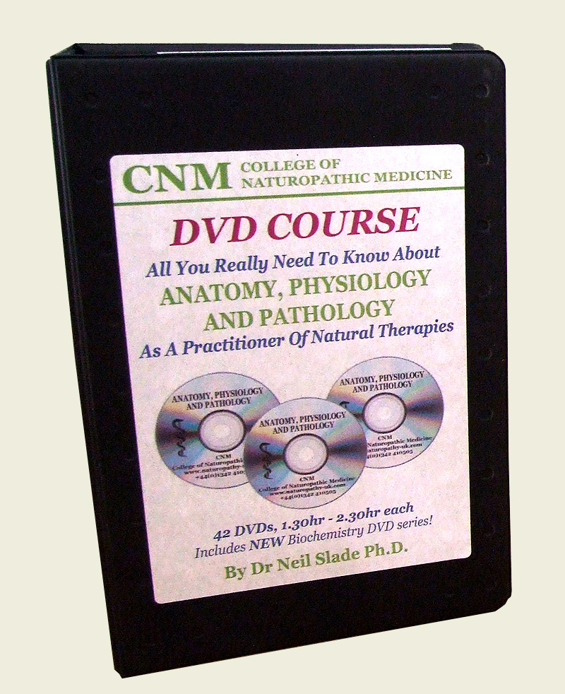 Biomedicine DVDs - CNM - Diploma Courses in Nutrition, Herbal ...
