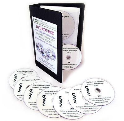 CNM DVD Lecture Series :: College of Naturopathic Medicine UK: