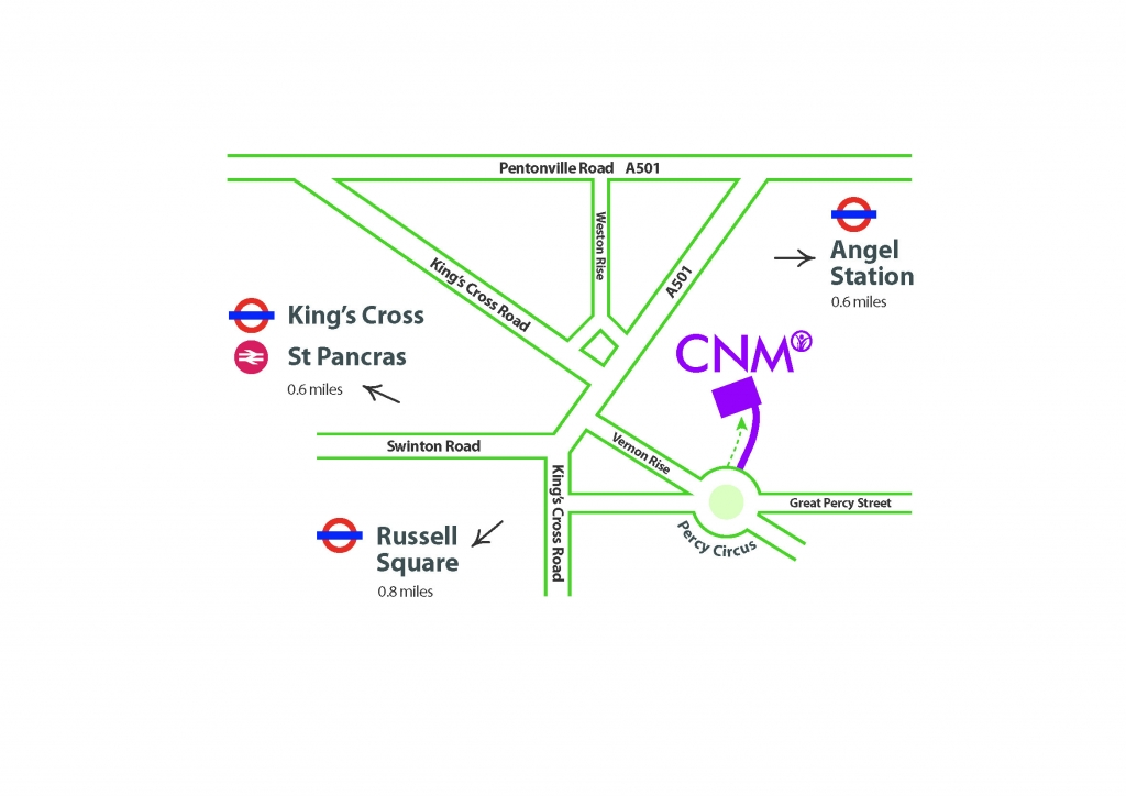 CNM London map CURRENT 20092017