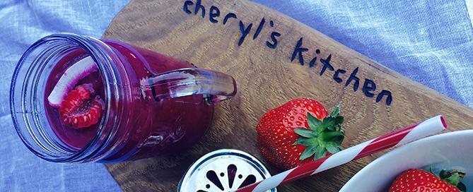 Berry-beet-smoothie