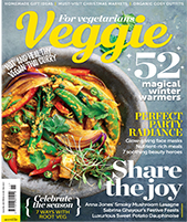 Veggie Nov 17 cover