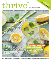 Thrive cover Summer 2017