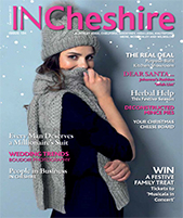 In Cheshire December 17 cover