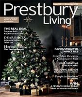 Prestbury Living December 17 cover