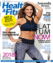 Health & Fitness Feb 18 Cover