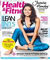 Health & Fitness Jan 18 Cover
