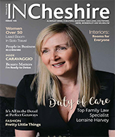 In Cheshire Feb 18 Cover