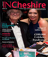 In Cheshire Jan 18 Cover