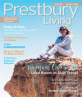 Prestbury Living Feb 18 Cover