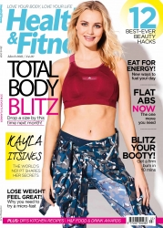 Health & Fitness Mar 18 Cover