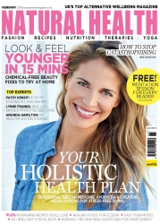 Natural Health Feb 18 Cover