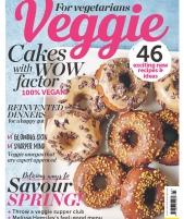 Veggie April 2018 Cover