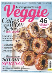 Veggie April 2018 Cover