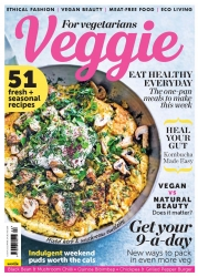 Veggie Feb 2018 Cover