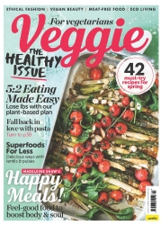 Veggie March 2018 Cover