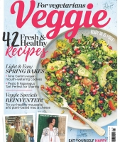 Veggie May 2018 Cover