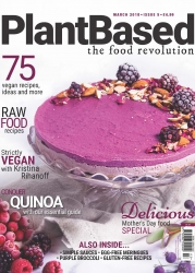 PlantBased March 2018 Cover