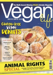 Vegan Life June 2018 Cover