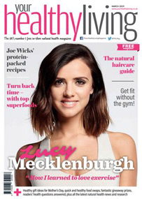 your-healthy-living-cover