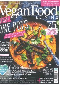 02 Feb 2020 Vegan Food & Living Get a better gut feeling-1