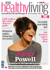 10 Oct 2019 Your Healthy Living cover