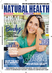11 Noc 2019 Natural Health cover