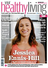 11 Nov 2019 Your Healthy Living cover