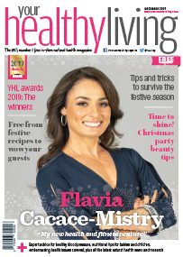 12 Dec 2019 Your Healthy Living cover