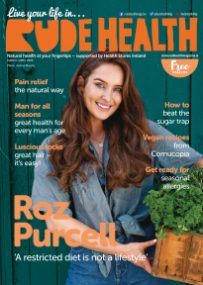 03 MarchApril 20 Rude Health Cover