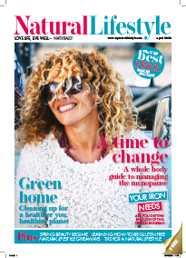 04 April 20 Natural Lifestyle cover